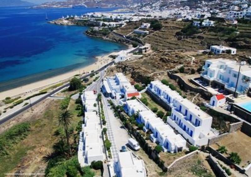 Hotel Myconos Beach - Mykonos stad - Mykonos